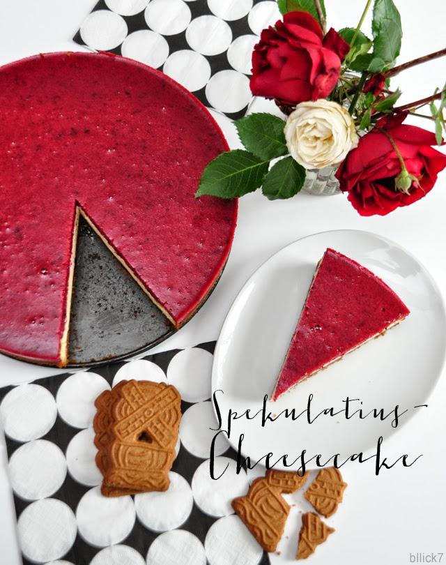 Rezept Spekulatius Cheesecake