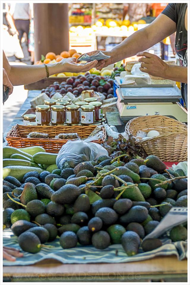 Markt in Santag Maria, Mallorca