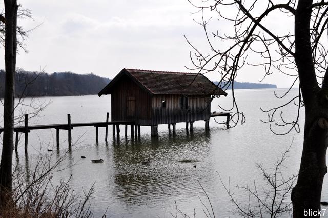 Holzhaus am Ammersee | blick7