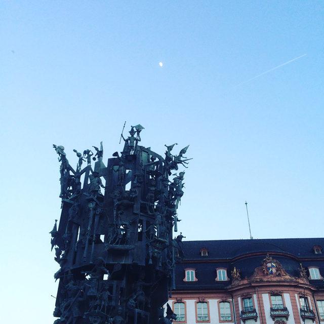 Mainz_Fastnachtsbrunnen am Schillerplatz
