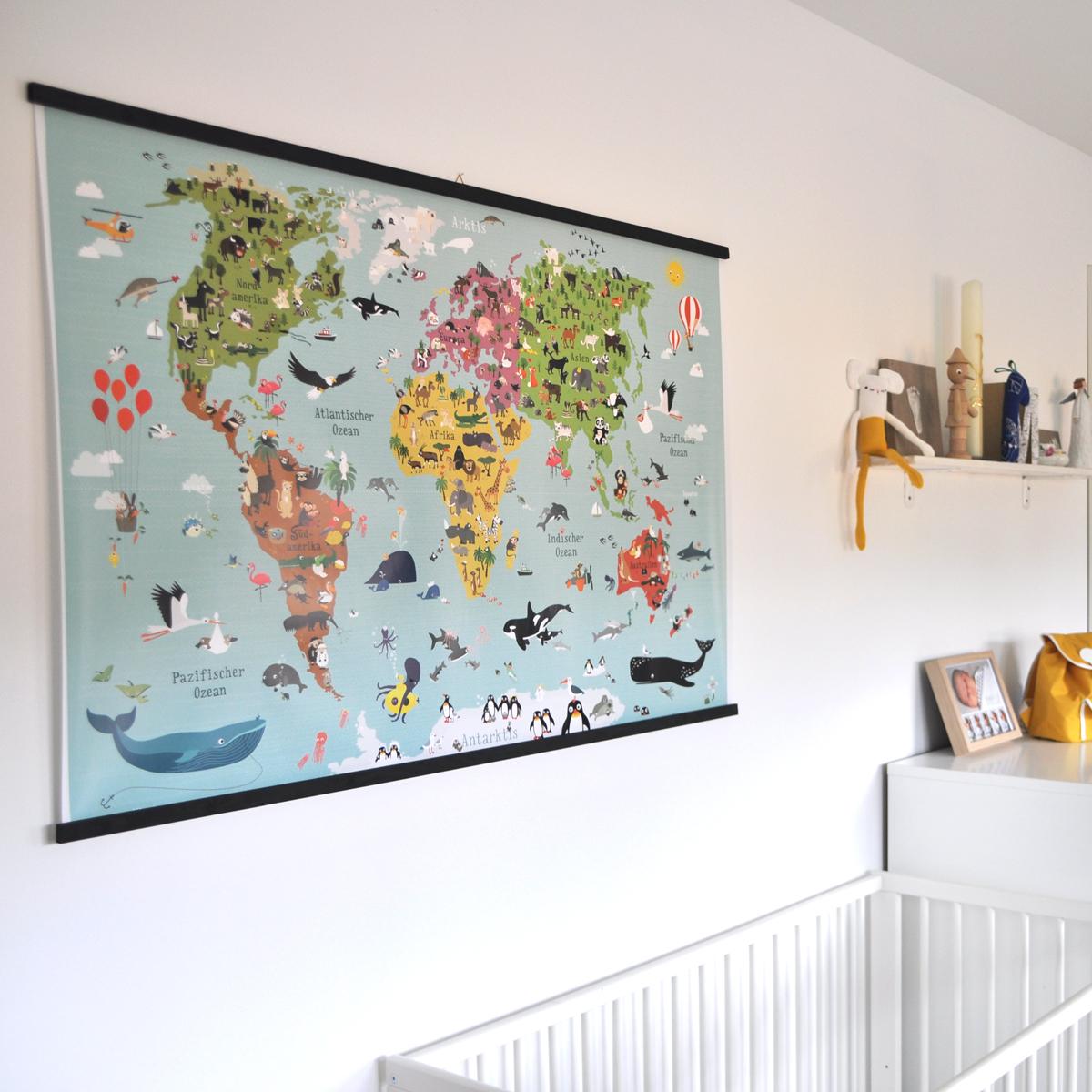 Die ganze Welt im Kinderzimmer | Herzblutprojekt - blick7