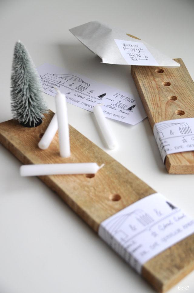 adventskranz to go aus drei zutaten blick7. Black Bedroom Furniture Sets. Home Design Ideas