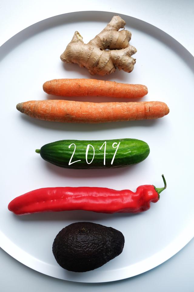 neujahrsvorsätze ernährungsumstellung