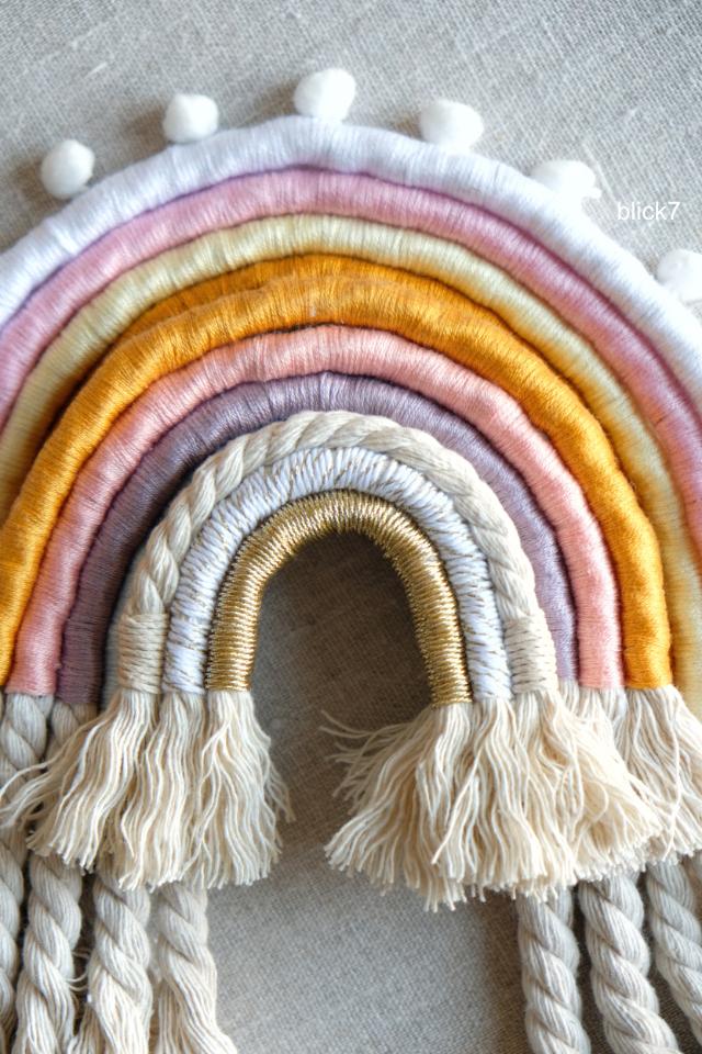 Anleitung fiber rainbows blick7