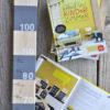 DIY-Messlatte für Kinder + Buchverlosung [Mini-Montag]